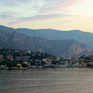 The Med cruise 2010 - Villefranche, northern part