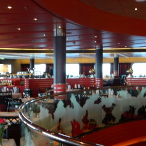 Nieuw Amsterdam Upper Level Dining Room