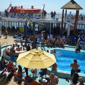 3 night cruise from LA to Ensenada - Sept 13-16, 2013