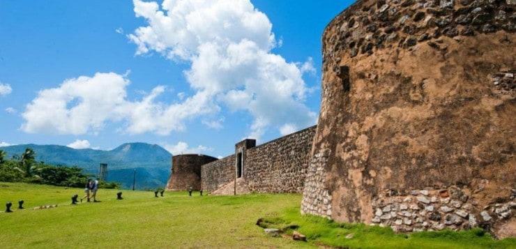 Fort San Felipe in Puerto Plata