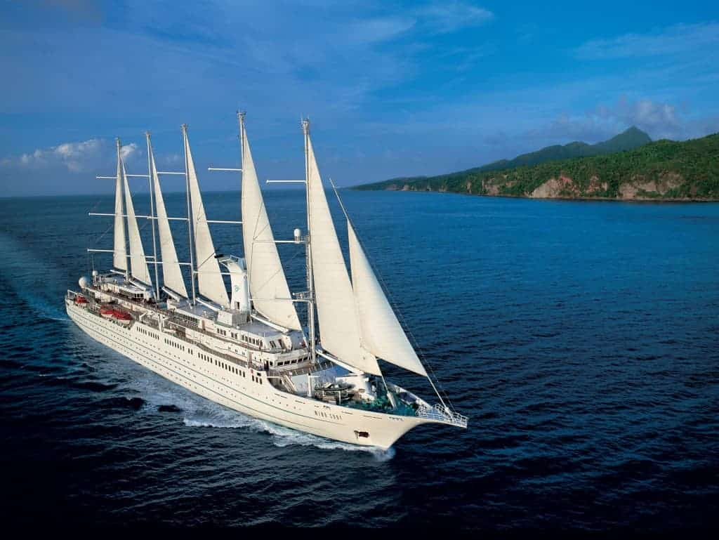 Windstar Cruises Launches New Island Experience