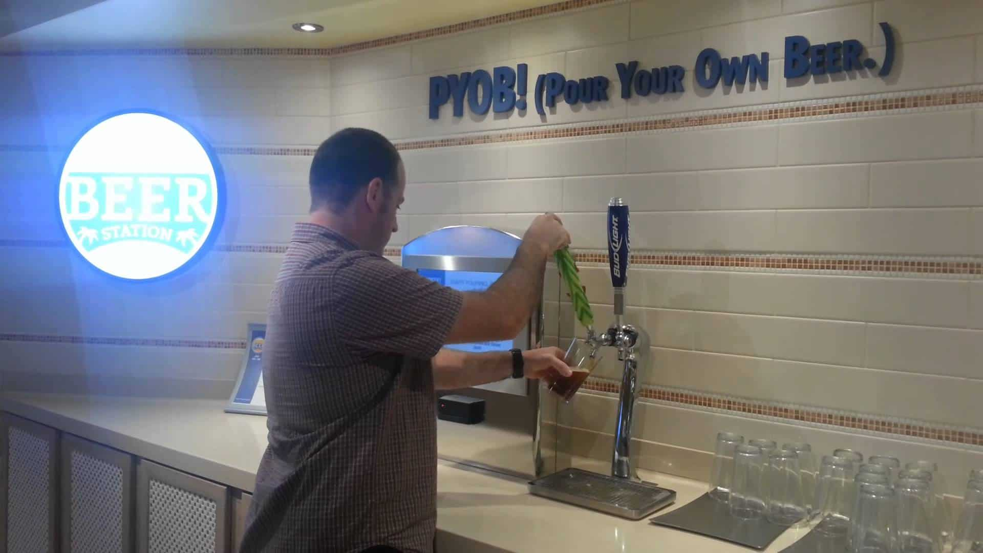Enjoy Carnival Sunshine S Pyob Pour Your Own Beer