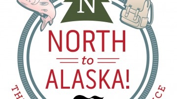 North To Alaska!