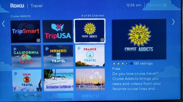 Cruise Addicts ROKU Channel