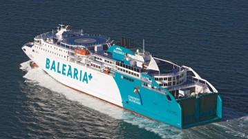 Balearia's New Bahama Mama