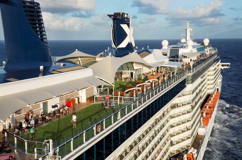 Eight Reasons To Choose Celebrity Cruises