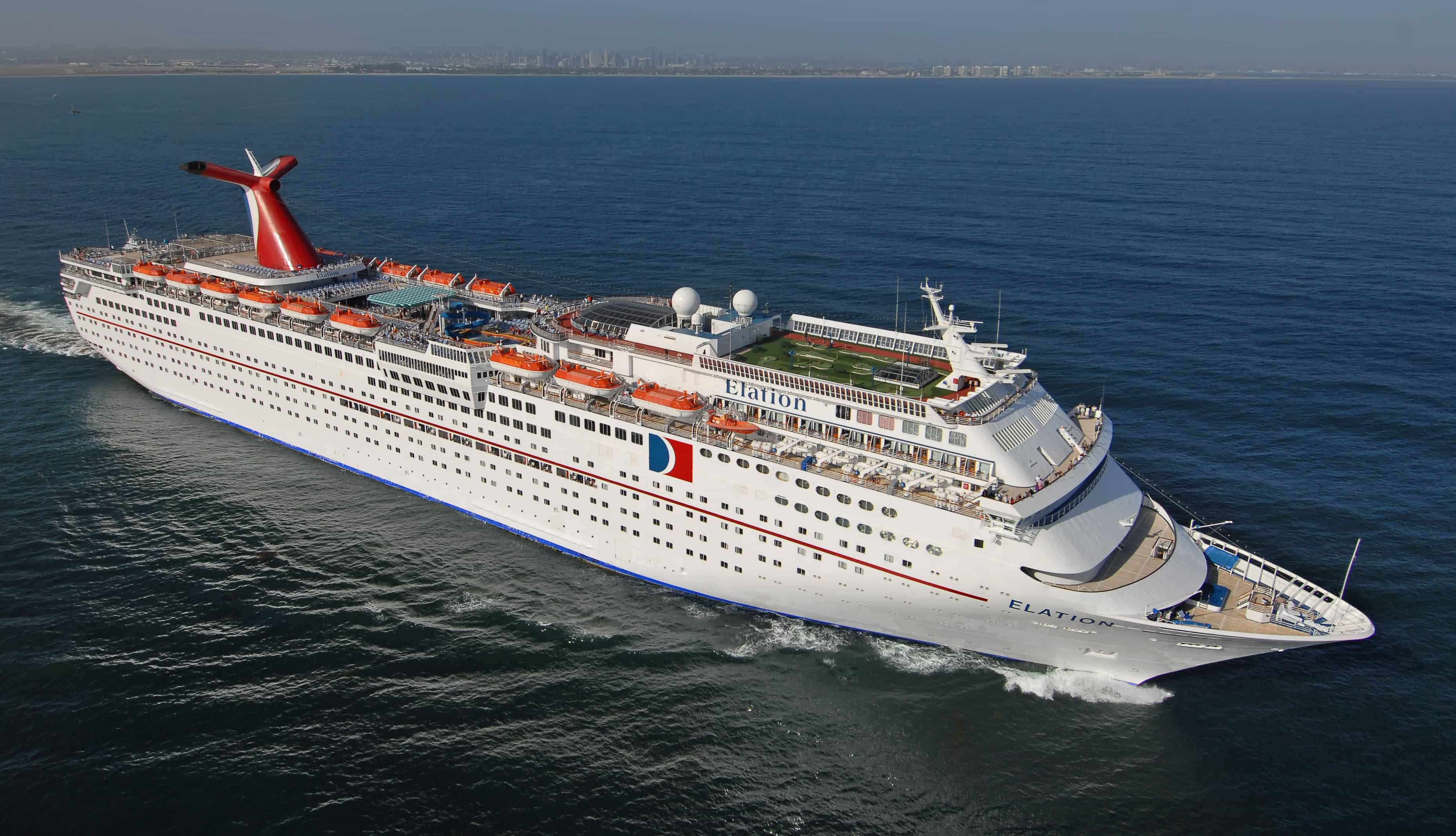 Short Cruises Go Big As Carnival Triumph Repositions To