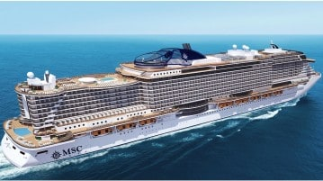 MSC Cruises - Seaside Project