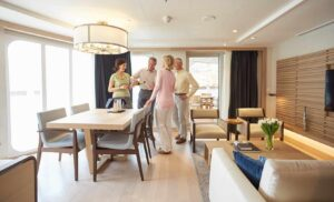Viking Star's Explorer's Suite