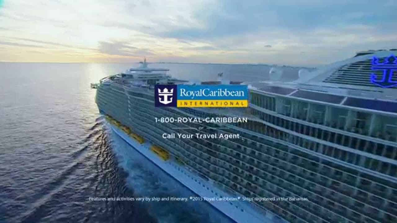 Royal caribbean cruise advert detland royal caribbean we will rock you tv commercial falaconquin