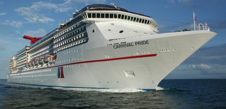 Carnival Cruise Line Donates Two Million For Hurricane Harvey Relief