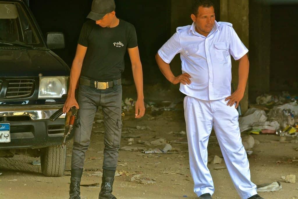 Cairo Street Scenes - 37