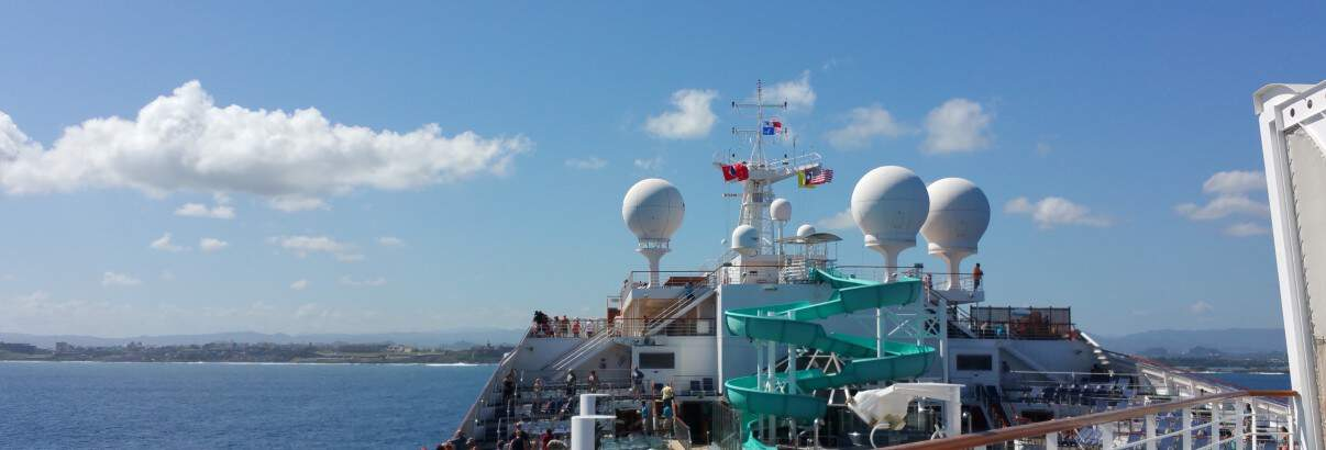 Ocean Cruise Basics: Three Steps To Start