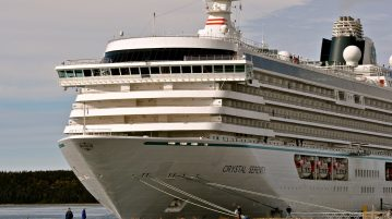Features Of Crystal Cruises