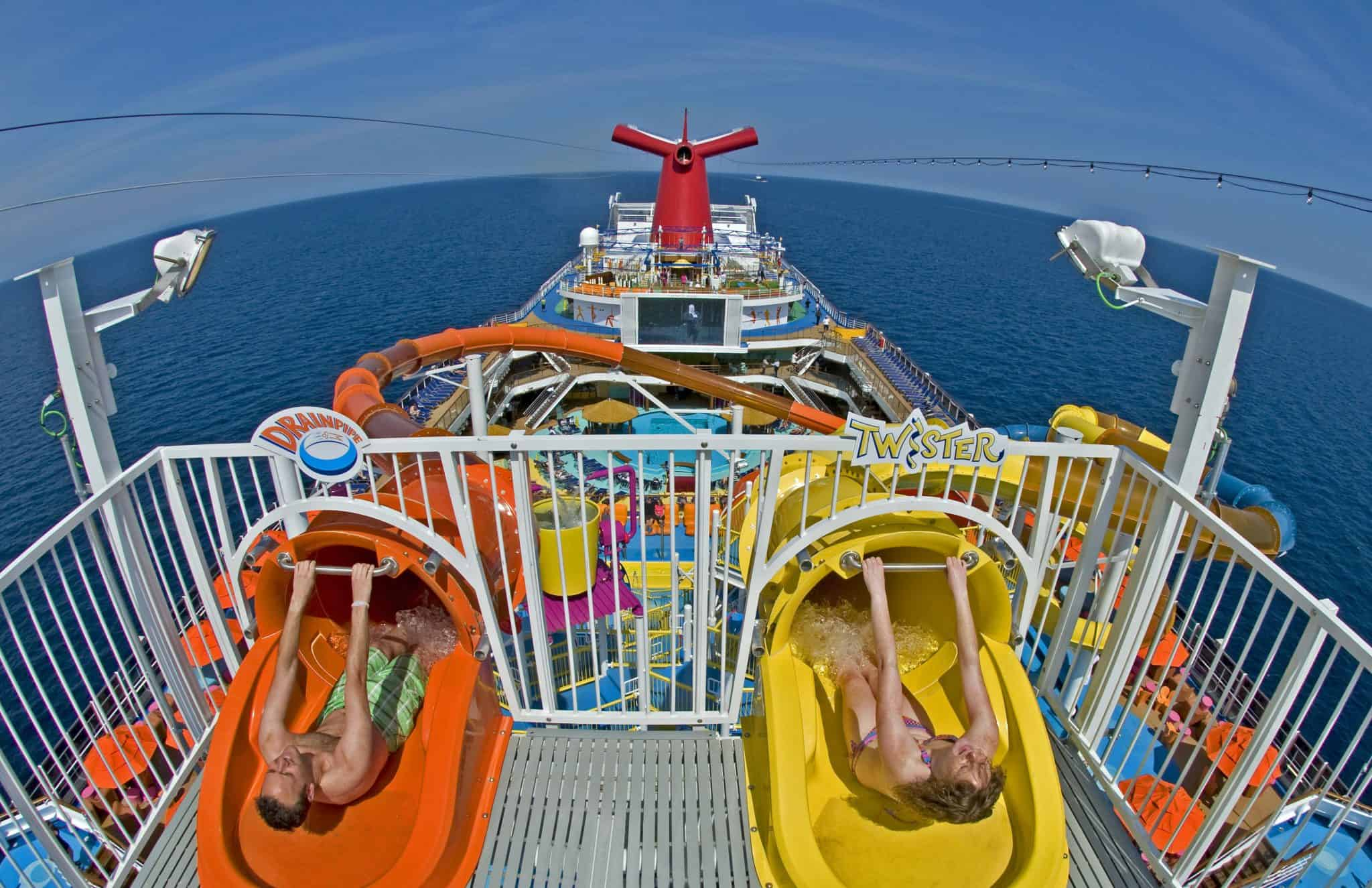 Carnival Magic Begins Sailing From Port Canaveral Guy S