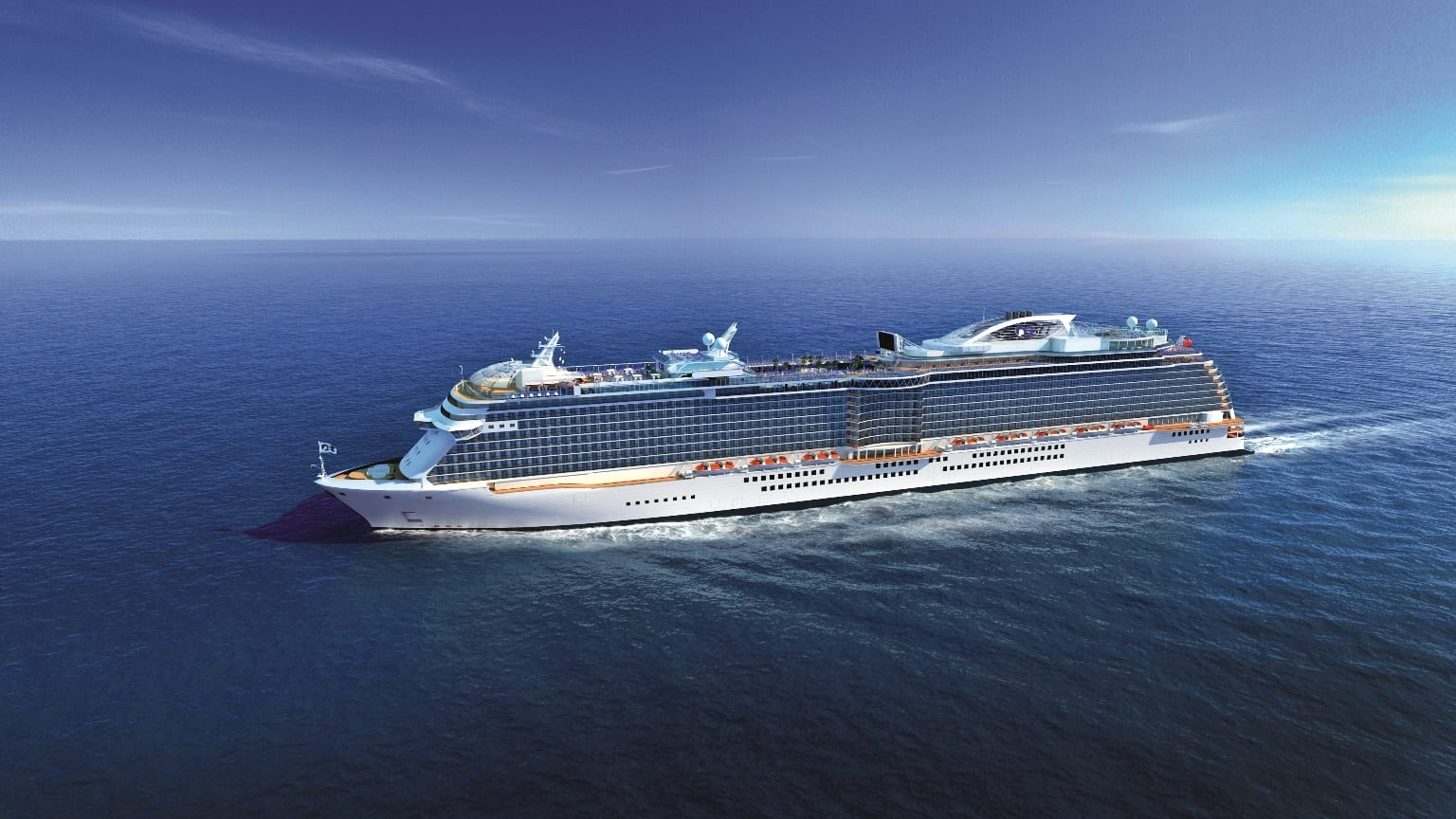Princess Cruises Announces Two New Royal Class Ship Orders