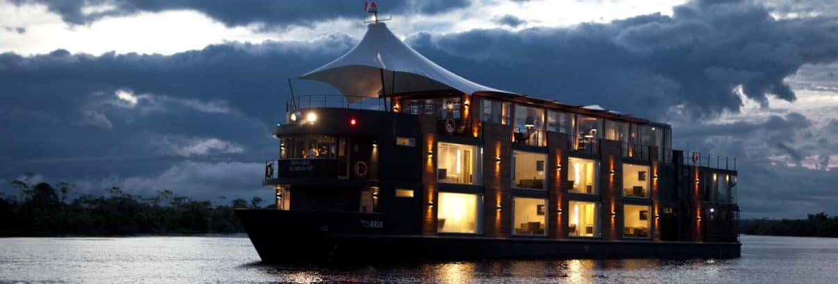 Experience Luxury Amazon Cruises in Peru with Aqua Expeditions
