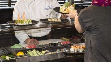 Sushi Chef Andy Matsuda