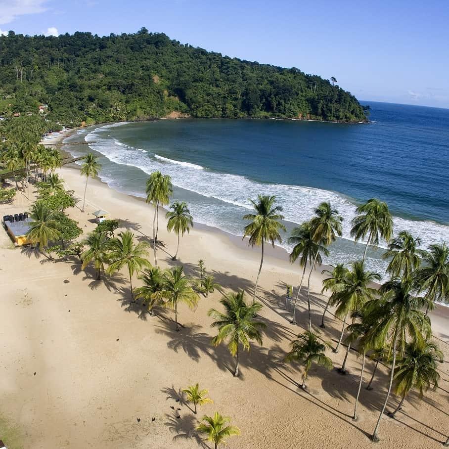 Tobago Island: Princess Cruises Begins Sailing To Trinidad & Tobago's In