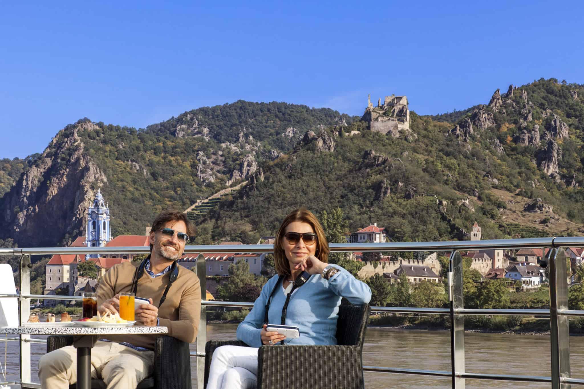 Trek Travel Amp Scenic Cruises To Offer Bike Cruises In 2017