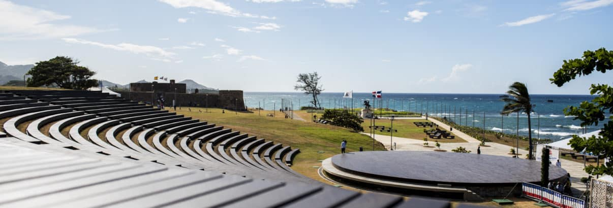 Puerto Plata Celebrates Opening of Park and Amphitheater