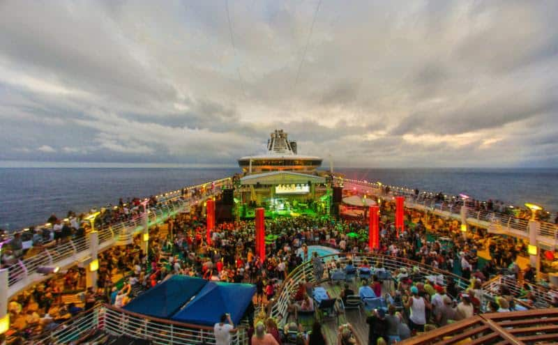 Rock Legends Cruise V Sets Sail With Largest Rock