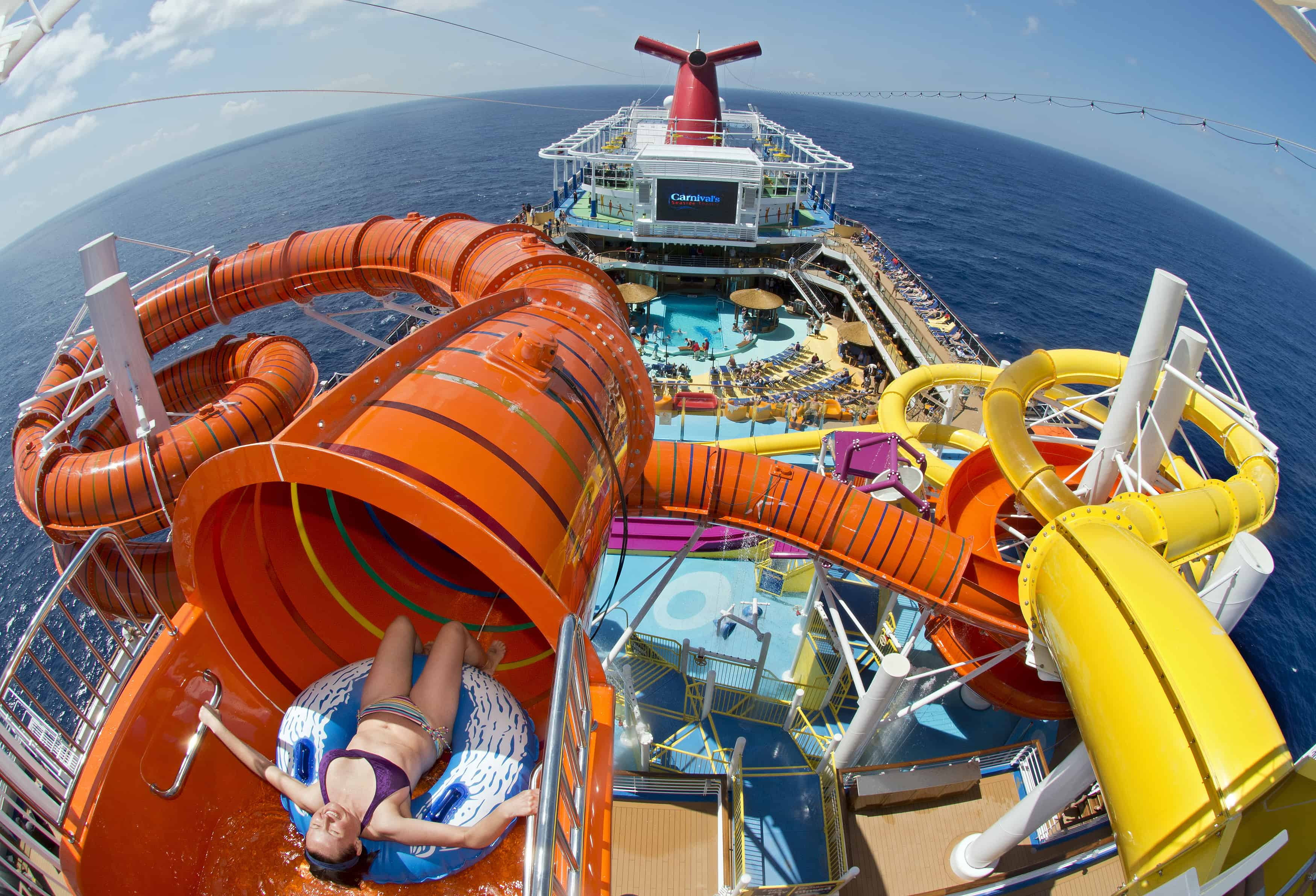 Carnival Vista Begins Year Round Cruises From Portmiami