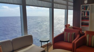 The Lanai aboard Viking Star
