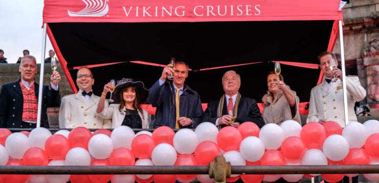 Viking River Cruises Celebrates 20 Years Of Innovation By Welcoming Two New Ships