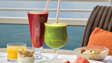 OCEANIA CRUISES ROLLS OUT NEW VEGAN MENUS