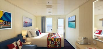 Carnival Horizon To Introduce New Family Friendly Stateroom Category
