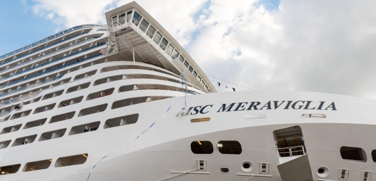 MSC Cruises, Rick Sasso on Growth and Quality