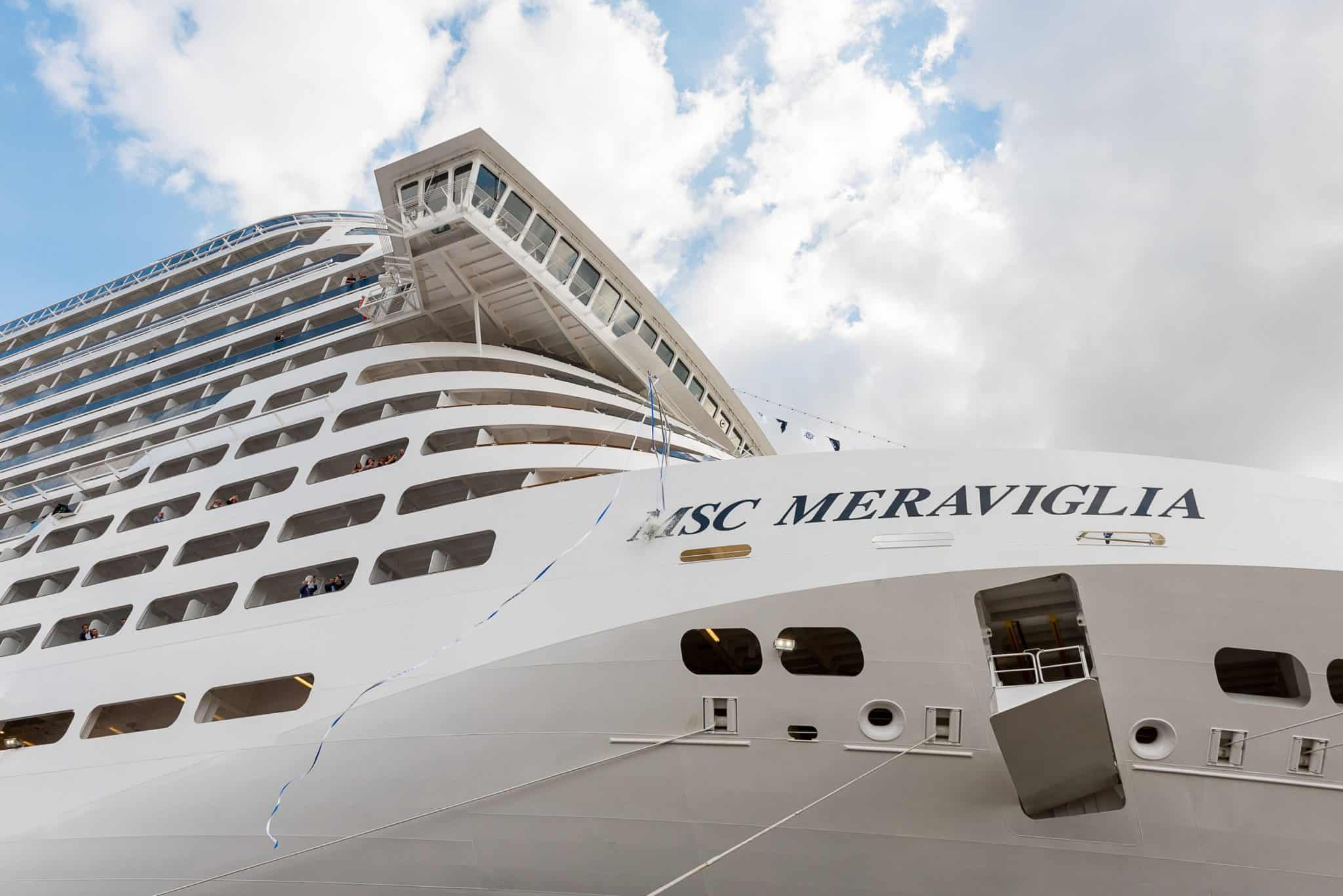 Msc Cruises Rick Sasso On Growth And Quality