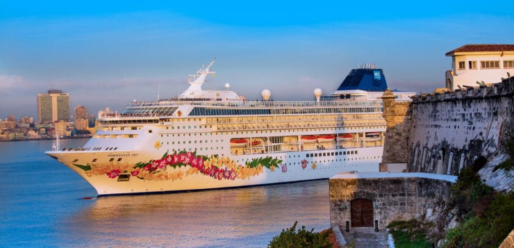 Norwegian Cruise Line Makes Inaugural Call To Havana, Cuba