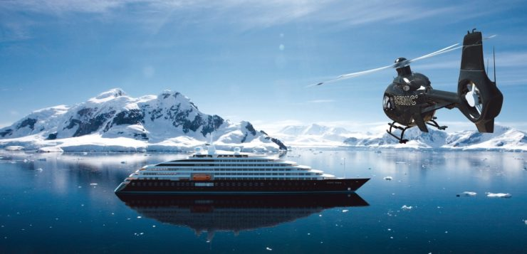 World's First Discovery Yacht, Scenic Eclipse Reaches New Milestone