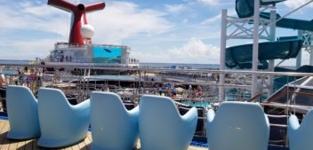 Family Cruise Day 1: Carnival Liberty – Embarkation
