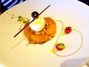 Caramelized Washington Apples, Dessert