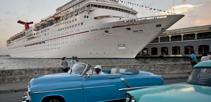 Carnival Adds Five New Sailings To Cuba From Tampa In 2018