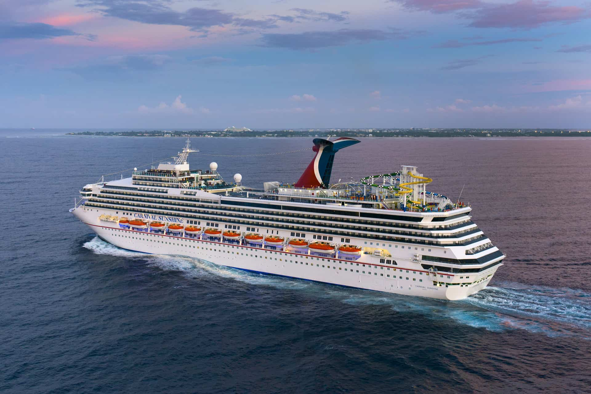 Carnival Sunshine Will Begin Sailing Year-Round From