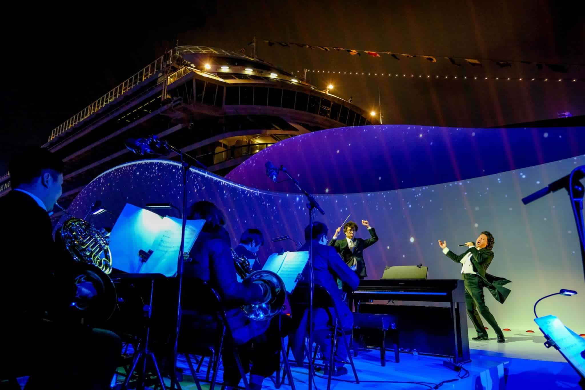 Viking Sun Vikings Fourth Ocean Ship Officially Named In Shanghai
