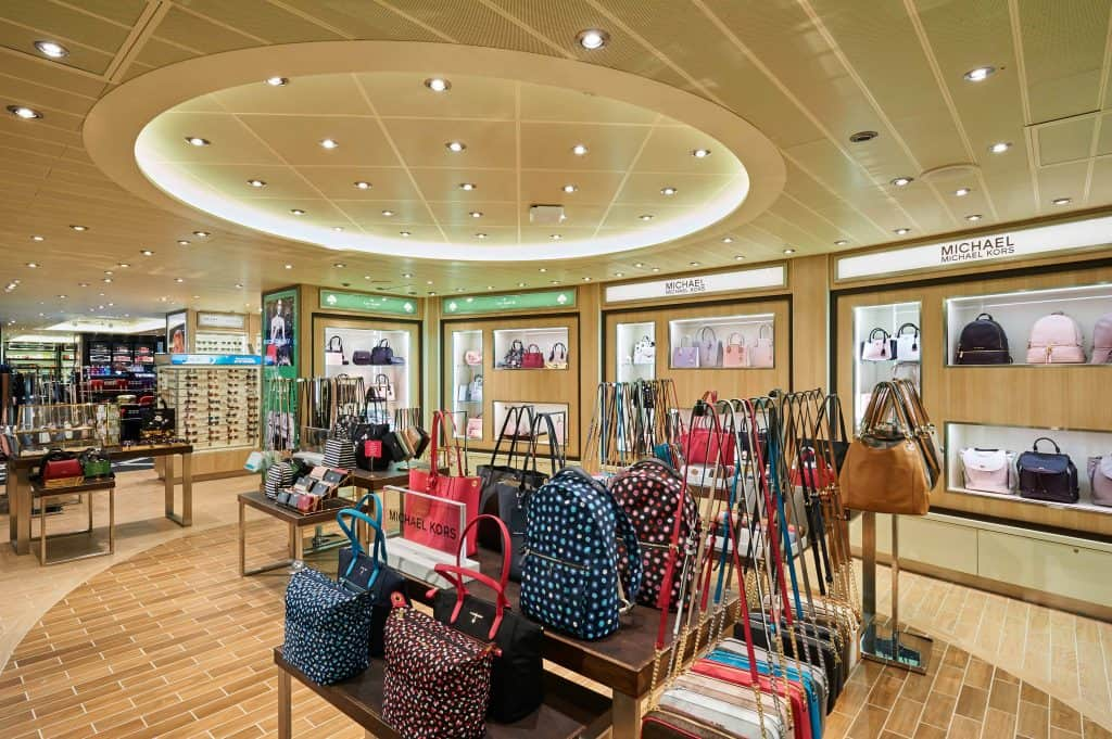 New Carnival Horizon Takes Onboard Shopping To The Next Level
