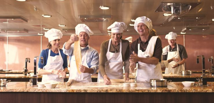 Oceania Cruises Unveils Sixteen New and Inventive Culinary Classes