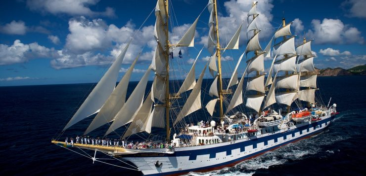Romance Abounds on Indonesian Sailings with Star Clipper