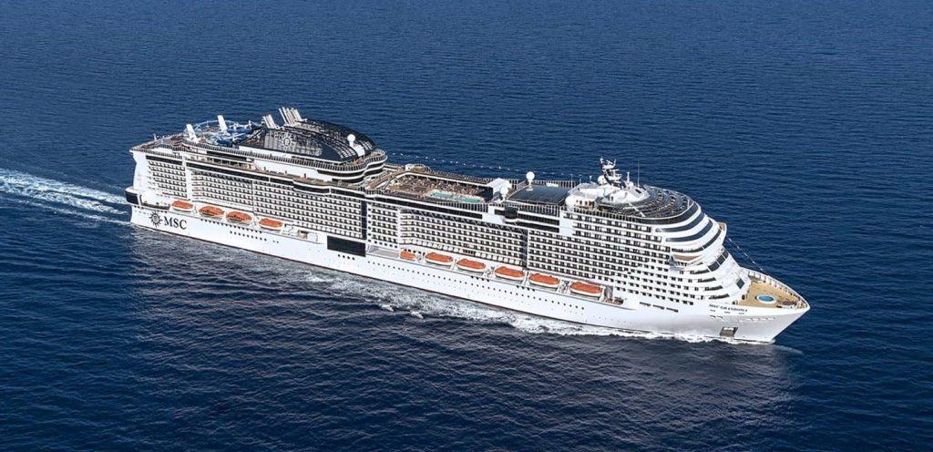 MSC Grandiosa Resumes Sailing From Genoa | 24