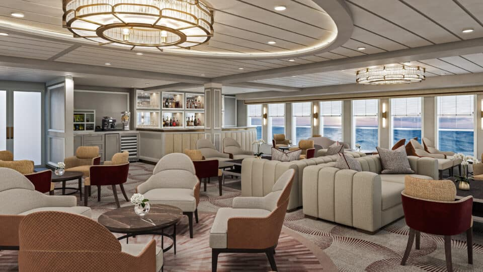 American Cruise Lines Unveils Interior Conceptsof New Modern Riverboats | 24