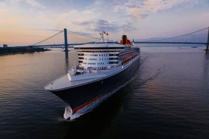 Cunard's Flagship Queen Mary 2
