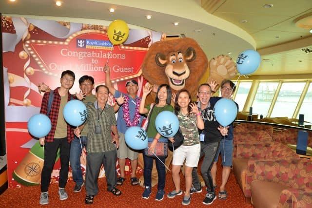 Royal Caribbean International has announced the extension of the Singapore season