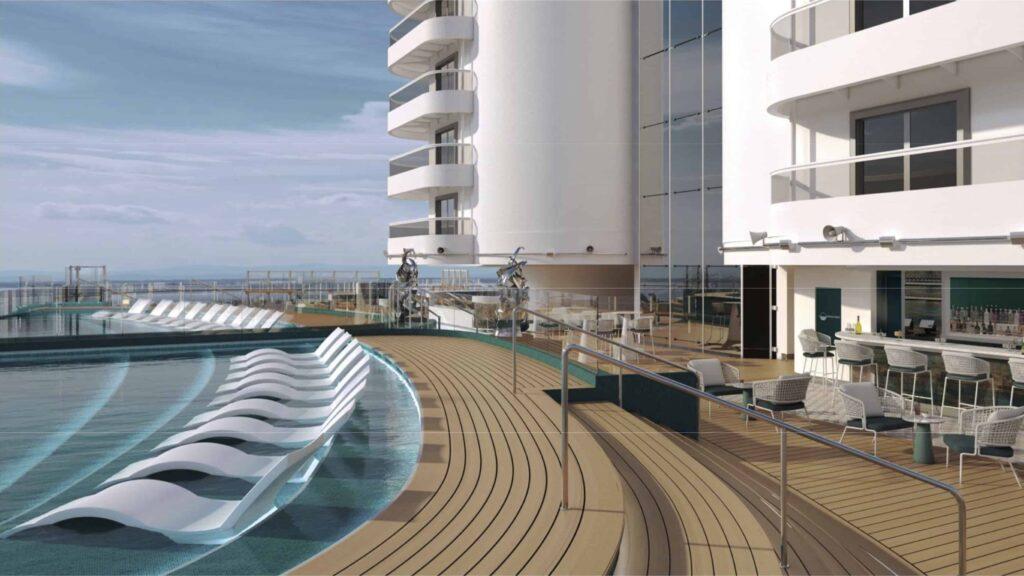 MSC Cruises Begins Six Month Countdown To New Ship MSC Seashore | 26