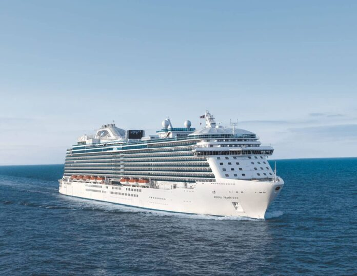 Princess Cruises Announces Ship Restarts for February, March and April 2022