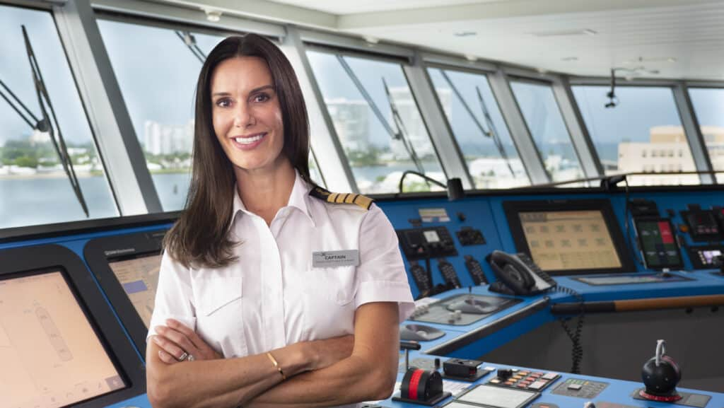 Captain Kate McCue To Take The Helm Of Celebrity Cruises' Newest Ship - Celebrity Beyond   19